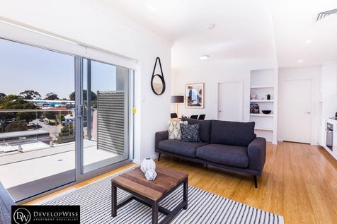 33/23  Northwood St, West Leederville, 6007, Perth City - Apartment / BRAND NEW & READY TO MOVE IN! / Balcony / Carport: 1 / Secure Parking / Air Conditioning / Built-in Wardrobes / Dishwasher / Intercom / $559,000