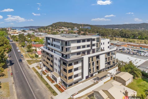 27/66-70 Hills Street, North Gosford, 2250, Central Coast - Unit / Brand New Prestige Apartment In Gosford CBD / Balcony / Garage: 1 / Built-in Wardrobes / Dishwasher / P.O.A