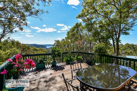 36 Kingsview Drive, Umina Beach, 2257, Central Coast - House / TRANQUIL OASIS WITH PANORAMIC VIEWS / Balcony / Garage: 2 / Secure Parking / Air Conditioning / P.O.A