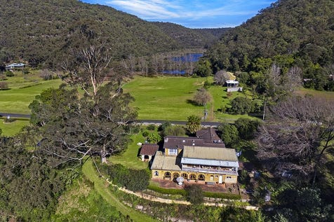 337 Upper Colo Road, Central Colo, 2756, Central Coast - Lifestyle / NO NOT KAKADU NATIONAL PARK !!                              But It Comes Comes Close! Outstanding River Front Lifestyle / Eco Tourism Opportunity  / Balcony / Deck / Fully Fenced / Outdoor Entertaining Area / Shed / Carport: 5 / Garage: 10 / Floorboards / $1,850,000