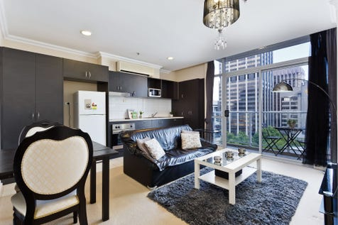 919/305 Murray Street, Perth, 6000, Perth City - Apartment / Under Contract by Leon Siew / Balcony / Air Conditioning / $300,000