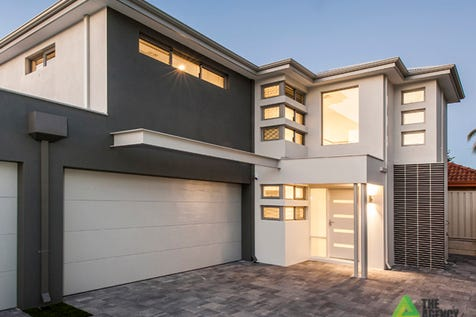156C Eton Street, Joondanna, 6060, North East Perth - Townhouse / BRAND NEW BEGINNINGS! / Garage: 2 / $729