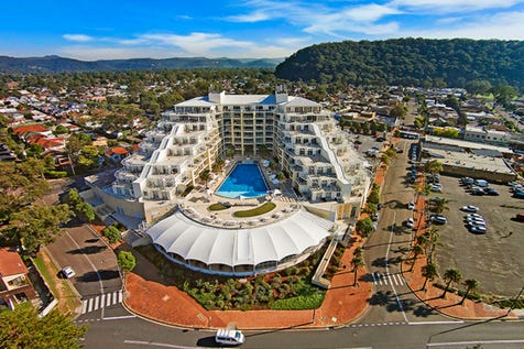 527/51 The Esplanade, Ettalong Beach, 2257, Central Coast - Apartment / Investment opportunity with high yielding short term lettings / Balcony / Air Conditioning / Built-in Wardrobes / $269,000