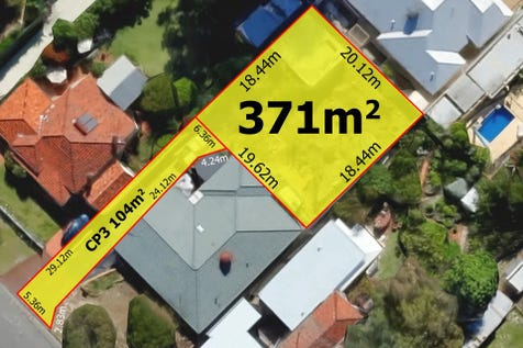 18A Rosebery Street, Bayswater, 6053, North East Perth - Residential Land / APPROX 250 METRES TO MELTHAM TRAIN STATION / $350,000