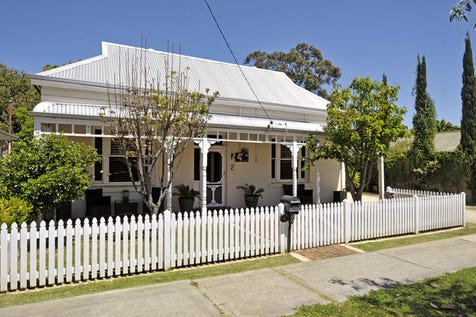 2  Briggs Street, Bassendean, 6054, North East Perth - House / Under Offer:    PRETTY AS A PICTURE INSIDE & OUT.  Circa 1910  / Courtyard / Deck / Fully Fenced / Outdoor Entertaining Area / Shed / Garage: 1 / Remote Garage / Secure Parking / Air Conditioning / Built-in Wardrobes / Dishwasher / Floorboards / Study / $640,000
