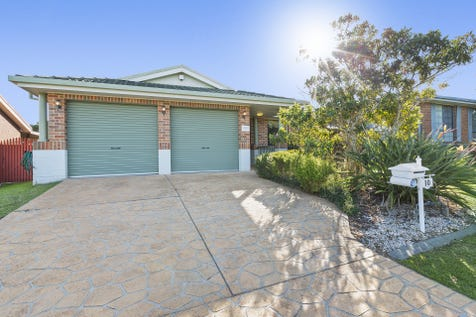 10 Timbara Crescent, Blue Haven, 2262, Central Coast - House / Sold by Adam Freeman 0430 540 111 / Outdoor Entertaining Area / Shed / Garage: 2 / Remote Garage / Alarm System / Built-in Wardrobes / Dishwasher / Split-system Air Conditioning / Ensuite: 1 / Toilets: 2 / $470,000