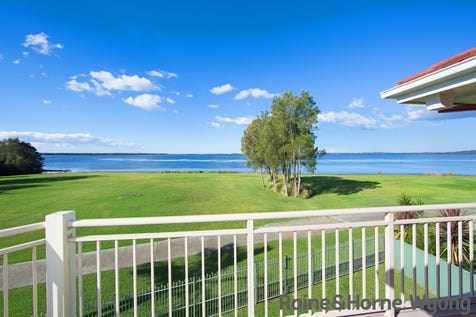 303 Lakedge Avenue, Berkeley Vale, 2261, Central Coast - House / The Best Lake Views on the Coast! / Balcony / Outdoor Entertaining Area / Garage: 2 / Secure Parking / Air Conditioning / Floorboards / Toilets: 3 / $840,000