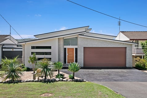 17 Orana Street, Green Point, 2251, Central Coast - House / Stunning Designer Home with Water Views / Carport: 2 / P.O.A