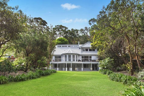 75 Central Road, Avalon Beach, 2107, Northern Beaches - House / Magnificent Hamptons style stunner on over 1,300sqm / Carport: 2 / $2,450,000