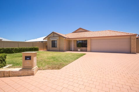 3 Tuross Place, Ridgewood, 6030, North West Perth - House / There's No Place Like Home / Fully Fenced / Outdoor Entertaining Area / Shed / Carport: 2 / Secure Parking / Air Conditioning / Built-in Wardrobes / $420,000