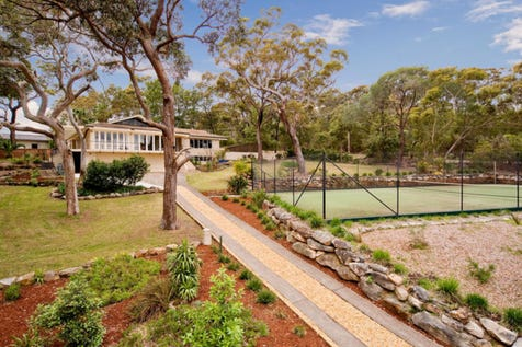 2 Barcoola Place, Bayview, 2104, Northern Beaches - House / Family Oasis In Private Enclave / Deck / Swimming Pool - Inground / Tennis Court / Garage: 3 / Open Spaces: 6 / Alarm System / Rumpus Room / Study / Ensuite: 1 / P.O.A