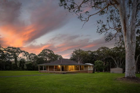 61 Ruttleys Road, Wyee Point, 2259, Central Coast - Acreage/semi-rural / Beautiful Acres....**Open Home Cancelled** / Fully Fenced / Shed / Garage: 1 / Air Conditioning / Broadband Internet Available / Built-in Wardrobes / $925,000