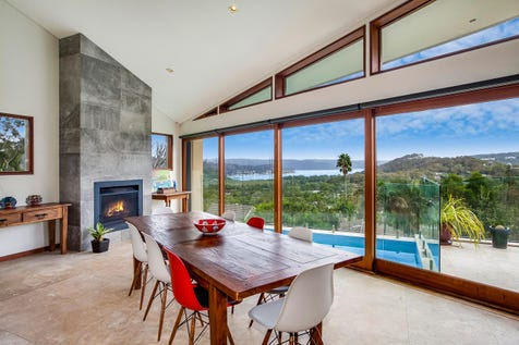 86 Binburra Avenue, Avalon Beach, 2107, Northern Beaches - House / Ocean Front Reserve Enjoys Elevated Pittwater Views / Garage: 2 / Built-in Wardrobes / $2,000,000