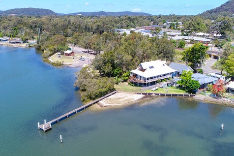 127 Woy Woy Road, Woy Woy, 2256, Central Coast - House / Hamptons By The Sea / Balcony / Deck / Fully Fenced / Outdoor Entertaining Area / Shed / Carport: 2 / Garage: 3 / Open Spaces: 1 / Secure Parking / Air Conditioning / Broadband Internet Available / Built-in Wardrobes / Dishwasher / Floorboards / Workshop / P.O.A