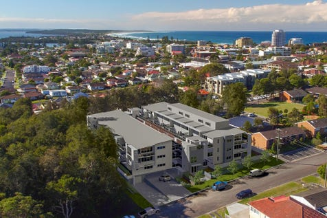 Units @ 2 Norberta Street, The Entrance, 2261, Central Coast - Apartment / WATER VIEWS / Balcony / Courtyard / Garage: 1 / Secure Parking / Built-in Wardrobes / Intercom / Split-system Air Conditioning / Ensuite: 1 / $515,000