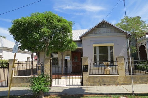 17 Lacey Street, Perth, 6000, Perth City - House / Beautiful Period Property Suitable for Home/Office / Fully Fenced / Outdoor Entertaining Area / Open Spaces: 2 / Alarm System / Floorboards / Split-system Air Conditioning / $825,000