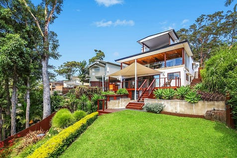 199 Scenic Highway, Terrigal, 2260, Central Coast - House / Scenic Beauty / Balcony / Garage: 2 / Open Spaces: 2 / Secure Parking / Air Conditioning / Built-in Wardrobes / Floorboards / Open Fireplace / $1,525,000