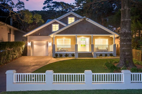 166 Central Road, Avalon Beach, 2107, Northern Beaches - House / Classic Hampton's style, distinctive Avalon flair / Garage: 2 / $2,500,000
