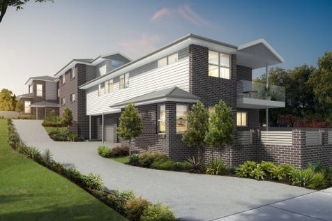 1 & 2/42 Wells Street, East Gosford, 2250, Central Coast - Townhouse / Quality Construction & Centrally Located / Balcony / Garage: 2 / Secure Parking / Air Conditioning / Floorboards / Toilets: 3 / $700,000