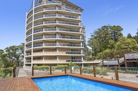 175/80 John Whiteway Drive, Gosford, 2250, Central Coast - Unit / Great Two Bedroom Apartment With Leafy Views / Balcony / Swimming Pool - Inground / Garage: 1 / Secure Parking / Air Conditioning / P.O.A