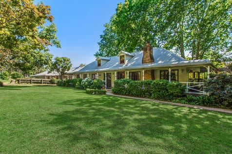 524 Ironbark Road, Mangrove Mountain, 2250, Central Coast - Acreage/semi-rural / Prestige Rural Property! / Deck / Outdoor Entertaining Area / Shed / Swimming Pool - Inground / Carport: 4 / Garage: 2 / Secure Parking / Air Conditioning / Built-in Wardrobes / Dishwasher / Floorboards / Gas Heating / Open Fireplace / Study / Ensuite: 2 / $2,950,000