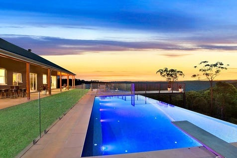 145 Booralie Road, Duffys Forest, 2084, Northern Beaches - House / Magnificent Homestead & Pool; Rolling Lawns; Spectacular Views; Prime Position / Swimming Pool - Inground / Carport: 3 / Garage: 6 / P.O.A