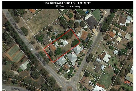 159 Bushmead Road, Hazelmere, 6055, North East Perth - House / UNDER OFFER !! / Carport: 1 / Secure Parking / Floorboards / Toilets: 1 / $489,000