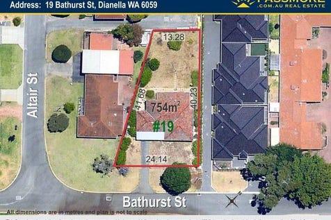 19 BATHURST STREET, Dianella, 6059, North East Perth - House / LOCATION, LOCATION, LOCATION... VERY CLOSE TO ALL AMENITIES / Carport: 1 / Garage: 1 / $600,000