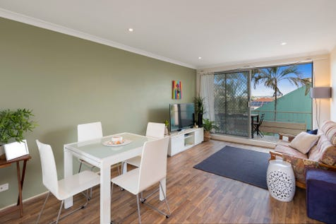 9/378 Bowen Terrace, New Farm, 4005, Inner Brisbane - Apartment / Spacious one bed apartment will surprise and delight / Open Spaces: 1 / $385,000
