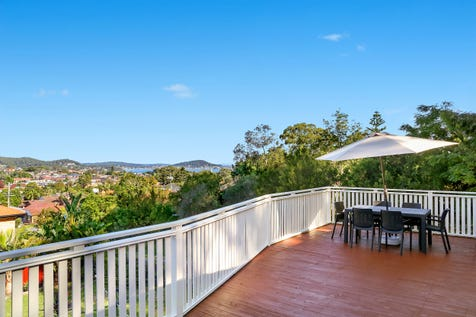 31 Lushington Street, East Gosford, 2250, Central Coast - House / Water Views & A Great Family Home / Balcony / Carport: 1 / Garage: 1 / Air Conditioning / Toilets: 2 / $765,000
