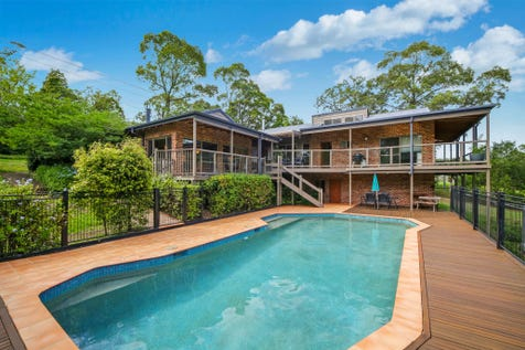 7 Reservoir Road, Ourimbah, 2258, Central Coast - House / Private Rural Executive Residence / Balcony / Swimming Pool - Inground / Garage: 2 / Secure Parking / $1,295,000