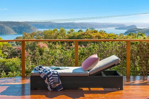 2 Ralston Road, Palm Beach, 2108, Northern Beaches - House / Ocean, Barrenjoey and Pittwater Views - Prized North Aspect / Balcony / Garage: 2 / Air Conditioning / Dishwasher / Study / P.O.A