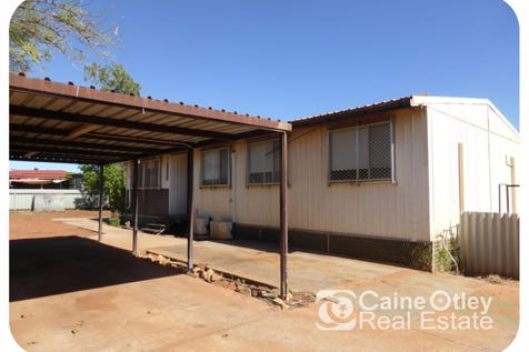 18 Mauger Place, South Hedland, 6722, Northern Region - House / House with large lock up garage / Courtyard / Fully Fenced / Shed / Carport: 1 / Garage: 1 / Secure Parking / Built-in Wardrobes / Split-system Air Conditioning / Toilets: 1 / P.O.A