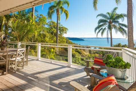 99 Pacific Road, Palm Beach, 2108, Northern Beaches - House / Barrenjoey Panorama - Exquisite Residence / Garage: 2 / Air Conditioning / Built-in Wardrobes / Ensuite: 1 / P.O.A