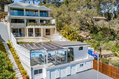 22 Prince Alfred Parade, Newport, 2106, Northern Beaches - House / Luxury Deep Waterfront Home in Magical Setting / Garage: 2 / P.O.A