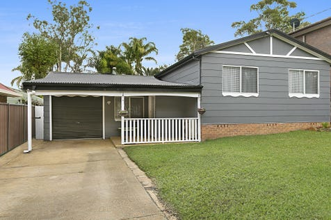 6 Malvina Parade, Gorokan, 2263, Central Coast - House / Renovated 4 Bedroom Gem / Outdoor Entertaining Area / Swimming Pool - Above Ground / Carport: 1 / Garage: 2 / Air Conditioning / Built-in Wardrobes / Floorboards / Split-system Air Conditioning / $520,000