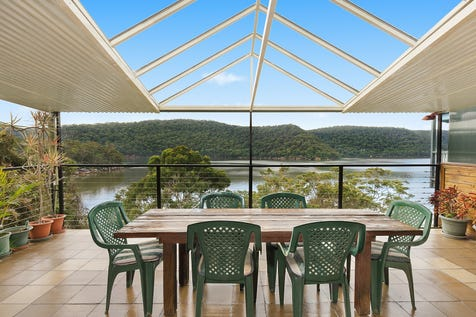22 Milloo Parade, Cheero Point, 2083, Central Coast - House / Breathtaking Hawkesbury River views and shared jetty / Garage: 1 / $750,000