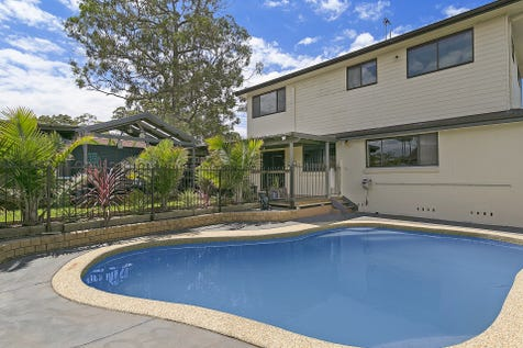 30 Dalton Avenue, Kanwal, 2259, Central Coast - House / The Complete Surprise Package / Deck / Fully Fenced / Outdoor Entertaining Area / Shed / Swimming Pool - Inground / Carport: 1 / Air Conditioning / Broadband Internet Available / Built-in Wardrobes / Rumpus Room / Split-system Air Conditioning / $570,000
