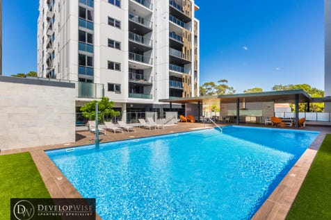 102/172  Railway Parade, West Leederville, 6007, Perth City - Apartment / BRAND NEW AND READY TO MOVE IN! / Balcony / Outdoor Entertaining Area / Swimming Pool - Inground / Carport: 1 / Secure Parking / Built-in Wardrobes / Intercom / Reverse-cycle Air Conditioning / Living Areas: 82 / $585,000