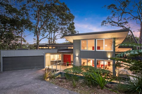 4 Barkala Road, Bayview, 2104, Northern Beaches - House / Immersed in Nature / Balcony / Swimming Pool - Inground / Garage: 2 / Secure Parking / Air Conditioning / Toilets: 3 / $2
