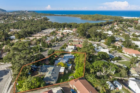 196, 198 & 200 Ocean View Drive, Wamberal, 2260, Central Coast - Other / Rare Investment / Development Opportunity - 2,533m2 - 3 Titles / Garage: 6 / P.O.A