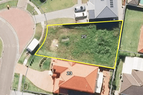 25 Farrier Crescent, Hamlyn Terrace, 2259, Central Coast - Residential Land / NOT TO BE MISSED / $335,000