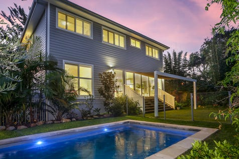 582 Barrenjoey Road, Avalon Beach, 2107, Northern Beaches - House / Substantial, near-new family oasis near the ocean / Garage: 2 / $1,660,000