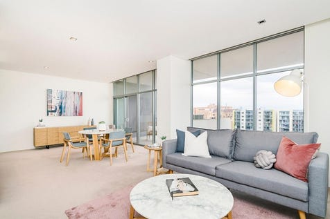 801/237 Adelaide Terrace, Perth, 6000, Perth City - Apartment / Perth's Finest One bedroom... / Carport: 1 / $400