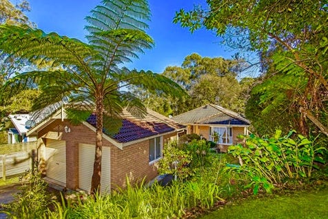 70 Lake Shore Drive, North Avoca, 2260, Central Coast - House / Private reserve living minutes walk to North Avoca Beach with the option of dual occupancy  / Balcony / Courtyard / Deck / Fully Fenced / Outdoor Entertaining Area / Garage: 2 / Open Spaces: 4 / Remote Garage / Secure Parking / Built-in Wardrobes / Study / P.O.A