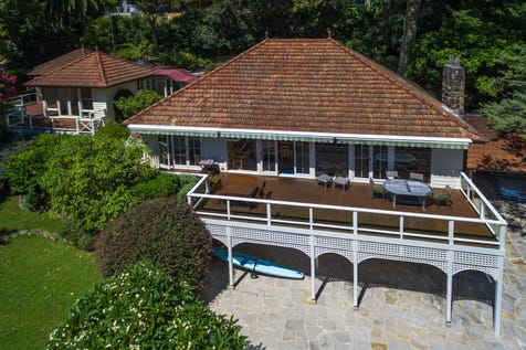 137 George Street, Avalon Beach, 2107, Northern Beaches - House / GRAND HISTORIC RESIDENCE IN SEASIDE LOCATION / Carport: 2 / Open Spaces: 4 / Ensuite: 1 / Living Areas: 4 / P.O.A