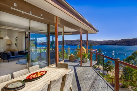 38 Palm Beach Road, Palm Beach, 2108, Northern Beaches - House / Million Dollar Views, Blue Chip Location and Self Contained Level! / Carport: 1 / Garage: 2 / P.O.A