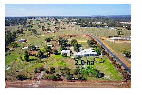 341 Morley Road, Lower Chittering, 6084, North East Perth - Acreage/semi-rural / HORSE LOVING FAMILY PROPERTY / $525,000