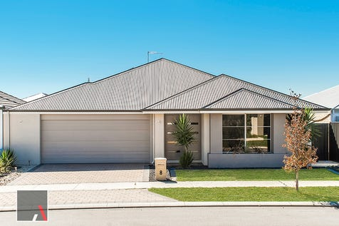 8 Magos Way, Aveley, 6069, North East Perth - House / SPACIOUS LUXURY HOME....YOU'LL LOVE THE HOME...YOU'LL LOVE THE PRICE!!!!  NOTHING TO DO, ITS ALL DONE - AS NEW! / Garage: 2 / Air Conditioning / Built-in Wardrobes / Study / Ensuite: 1 / Living Areas: 3 / Toilets: 2 / P.O.A