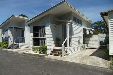 39 KARALTA COURT, Erina, 2250, Central Coast - House / 1BRM MOBILE HOME / Courtyard / Open Spaces: 1 / Built-in Wardrobes / Dishwasher / Floorboards / Reverse-cycle Air Conditioning / Living Areas: 1 / Toilets: 1 / $129,000